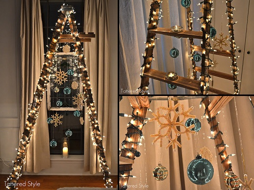 my top 7 favorite diy alternative christmas tree ideas. Black Bedroom Furniture Sets. Home Design Ideas